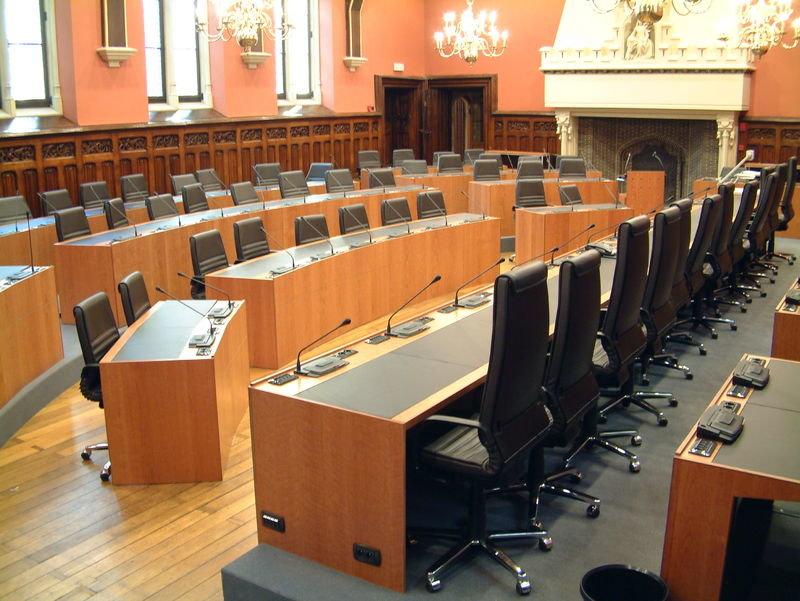 Gentse gemeenteraad live te bekijken